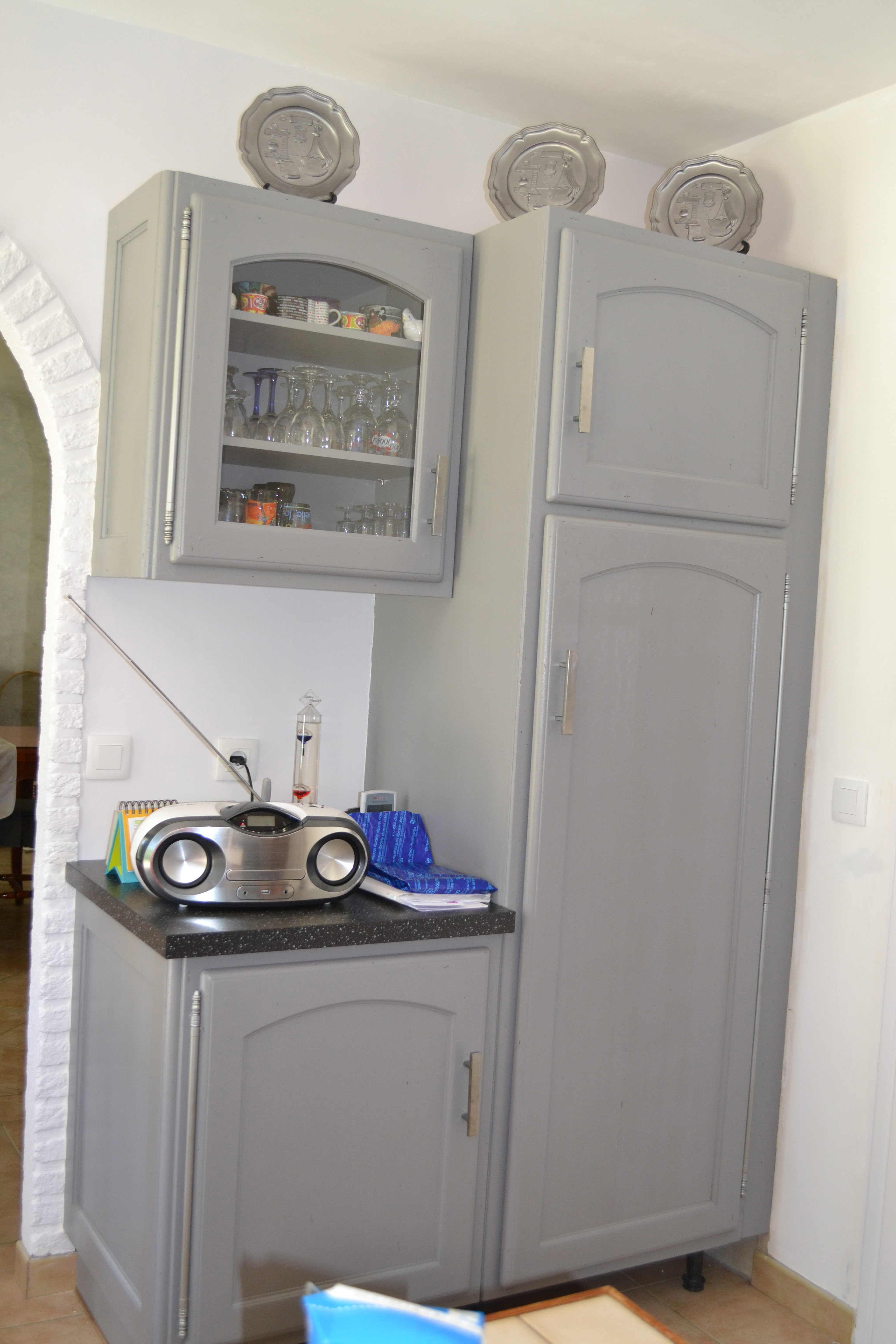 Actualit ambiance patine for Relooking meuble cuisine