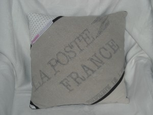 coussin poste n°1